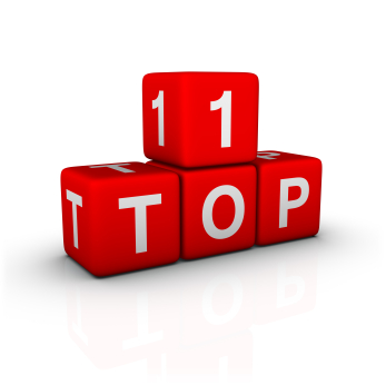 Top 10 content trends for 2011