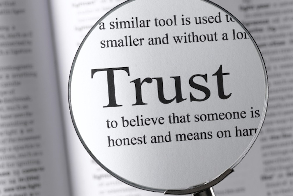 Selling and marketing in a world with little trust