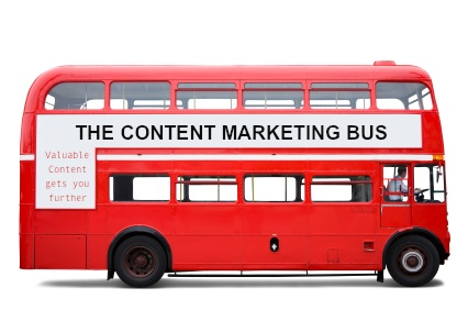 Five ways to miss the content marketing bus