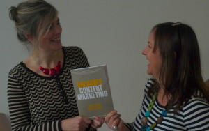 Valuable Content Marketing book 1st edition