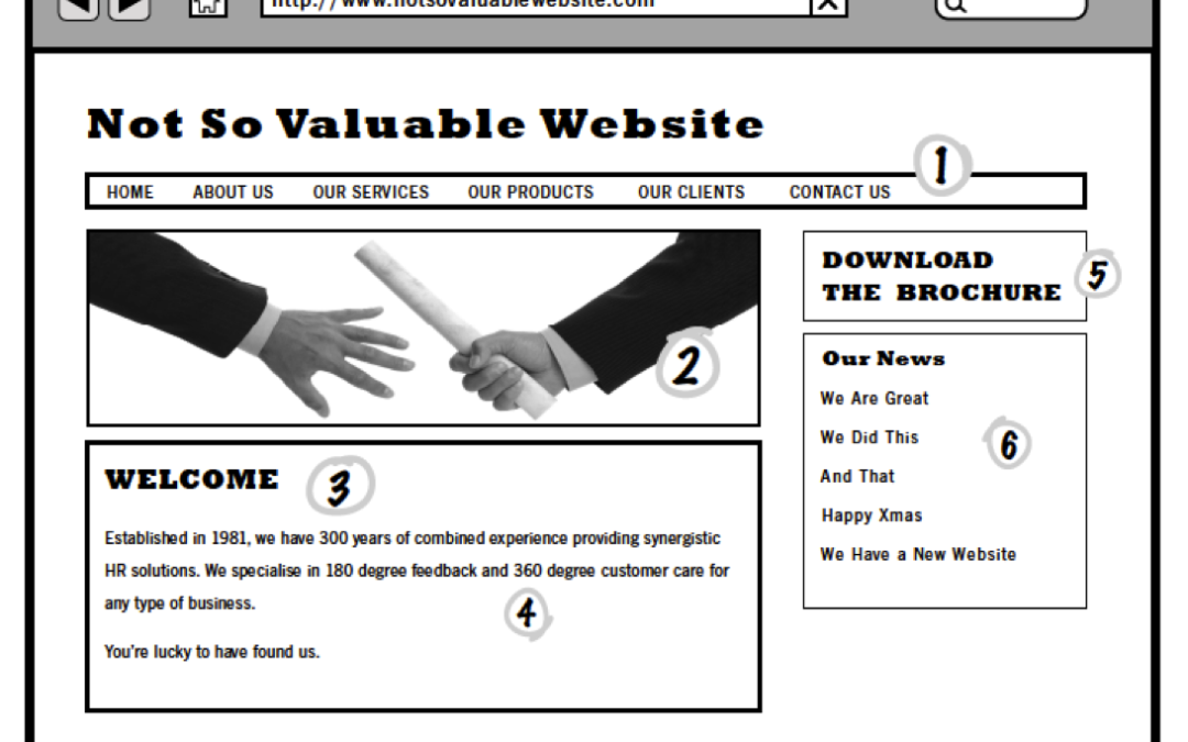 7 easy ways to get your home page wrong