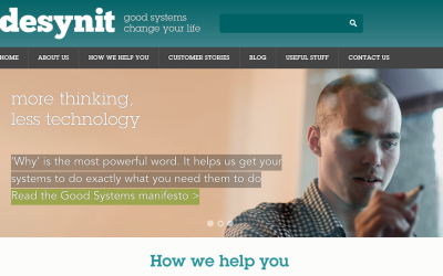 How content marketing has filled IT firm Desynit's pipeline with a flood of inbound leads