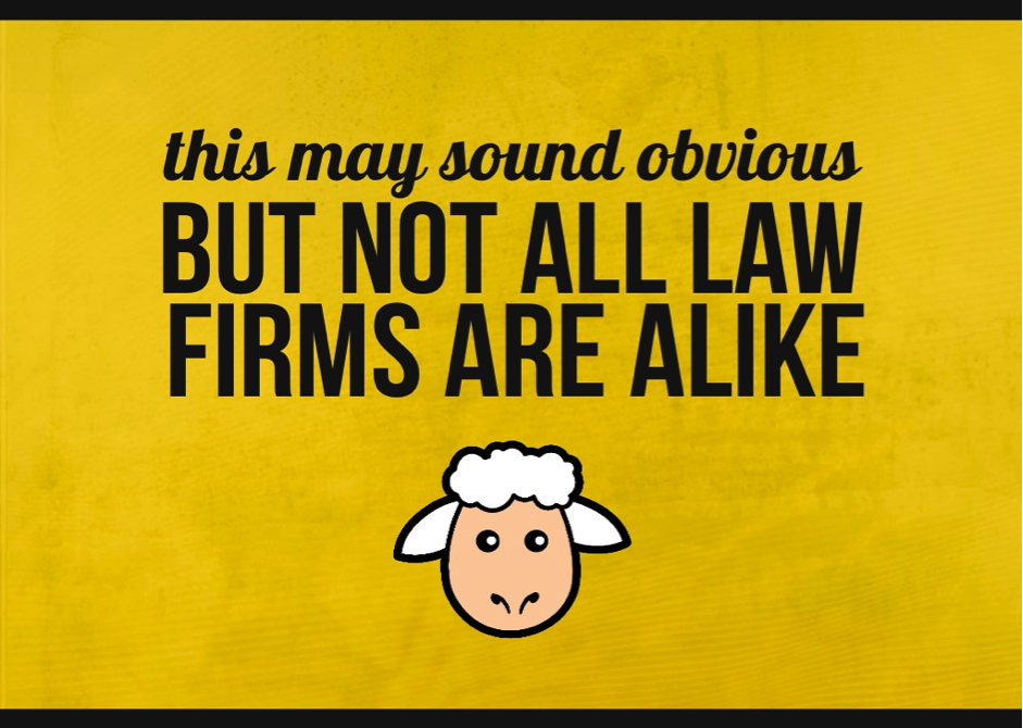 How one small UK law firm is soaring with SlideShare