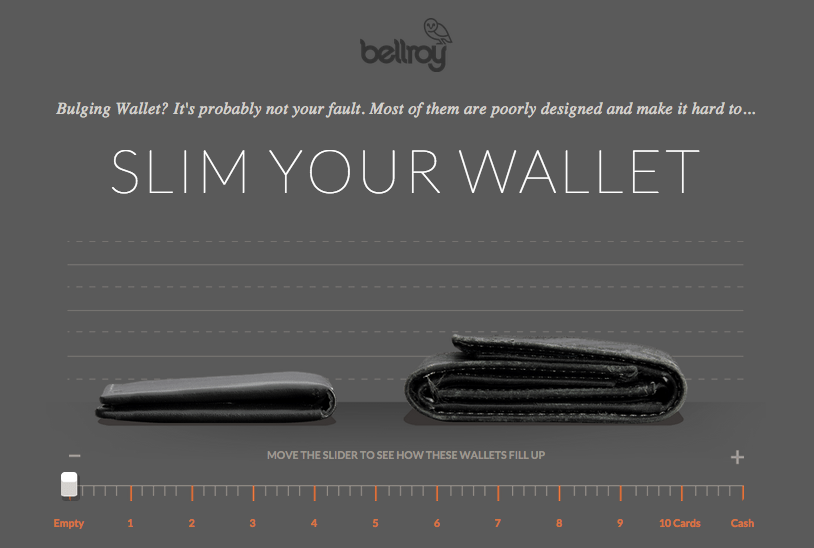 Valuable Content Award for Bellroy – connecting content with commerce