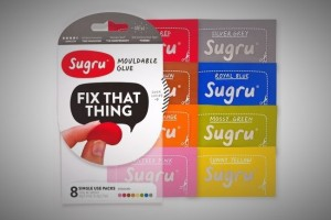 Sugru mouldable glue wins Valuable Content Award