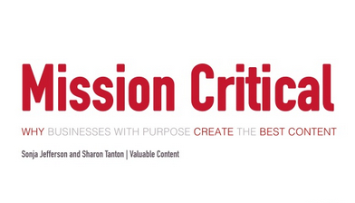 Businesses with purpose create better content