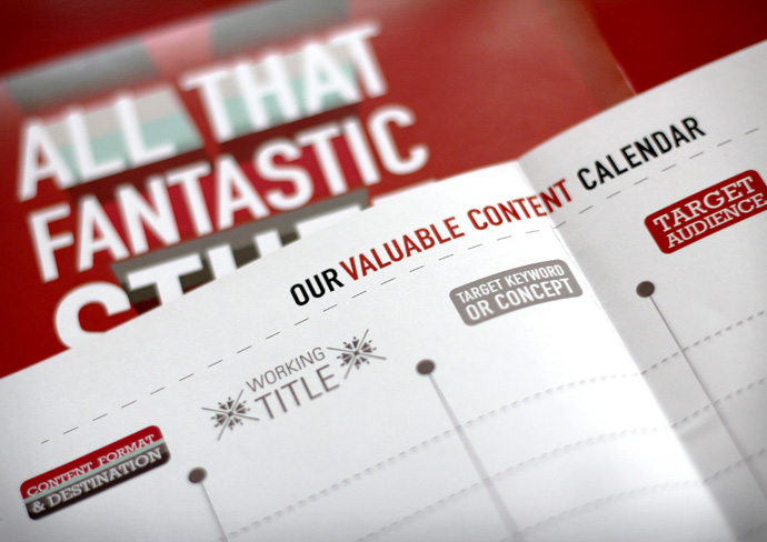 Drive better results with a valuable content calendar