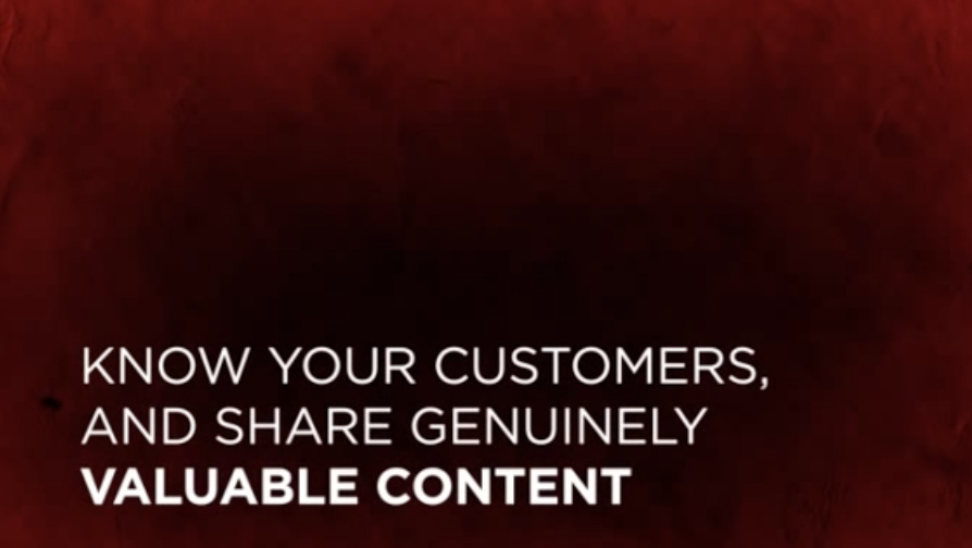 Share Valuable Content