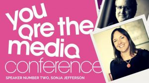 You are the Media Sonja Jefferson speaker