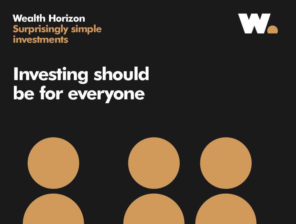 Wealth Horizon content marketing for start ups