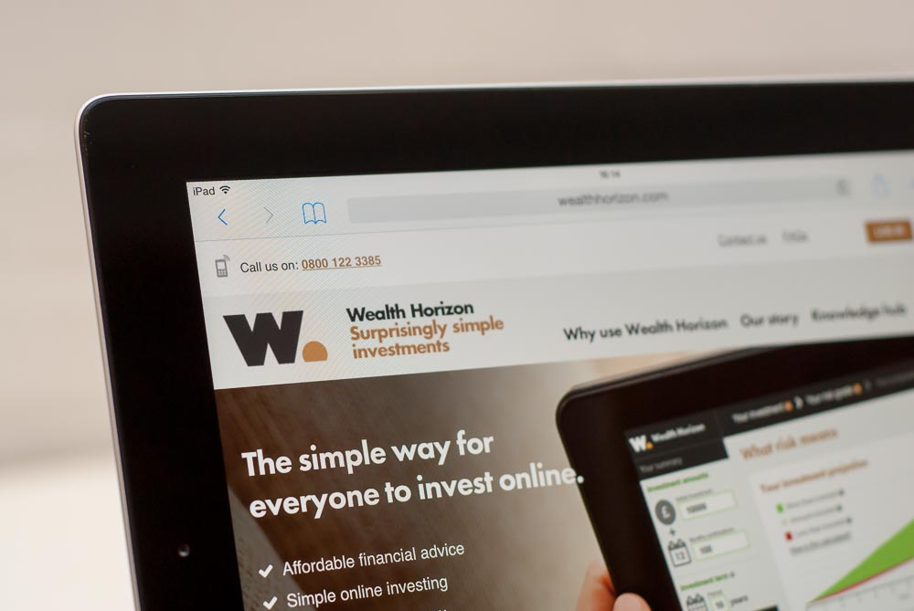 Wealth Horizon website