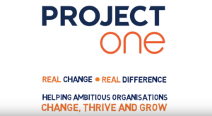 Project One real change real difference