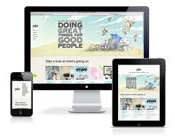 Content in the multiscreen world: responsive website design