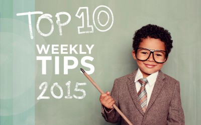 100 weeks, 100 actionable tips – Valuable Content Award for Andrea Howe