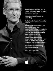 Apple manifesto