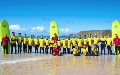 Enthusiasm wins on the web and in the waves – Valuable Content Award for Smart Surf School