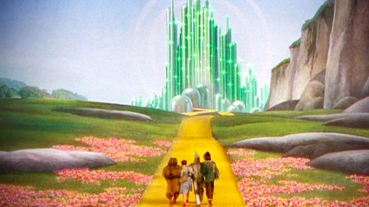 journey to emerald city content