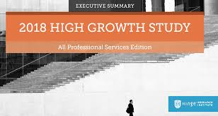2018 High Growth Study Hinge Marketing