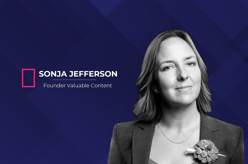What is content marketing and how do you use it to grow a business? Interview with Sonja Jefferson