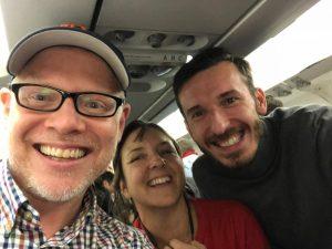 Bogdan Florea, Jon Burkhard, Sonja Jefferson