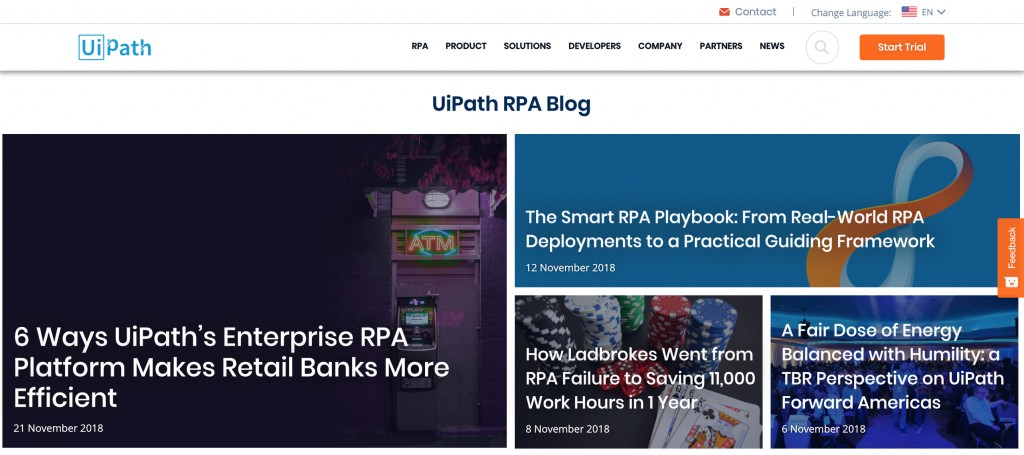 The UiPath Blog