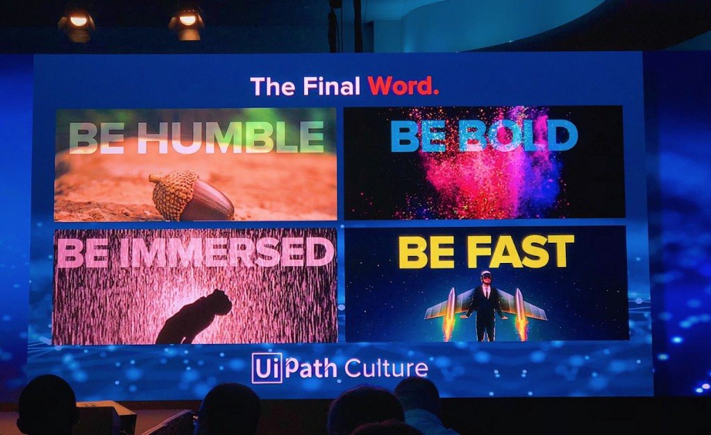 UiPath Culture and Values